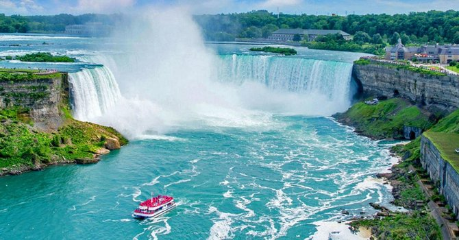 Niagara  & Niagara-on-the-Lake Tour