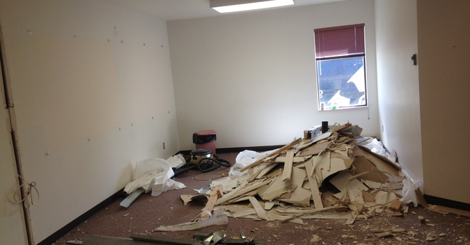 Building Renewal Update - $101,416 Construction in progress!
