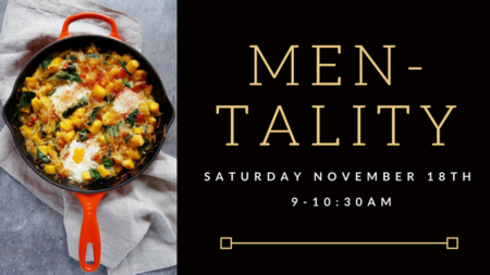 Mentality: Men's Breakfast