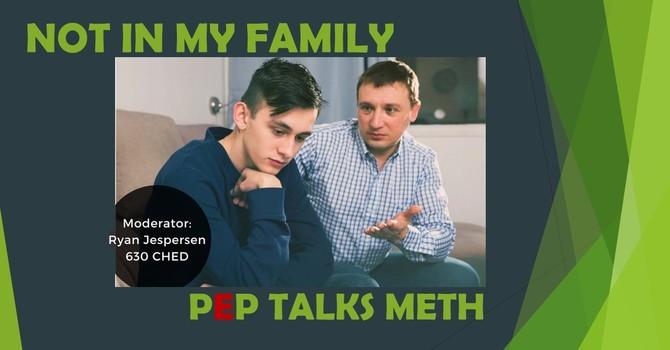PEP Talks Meth