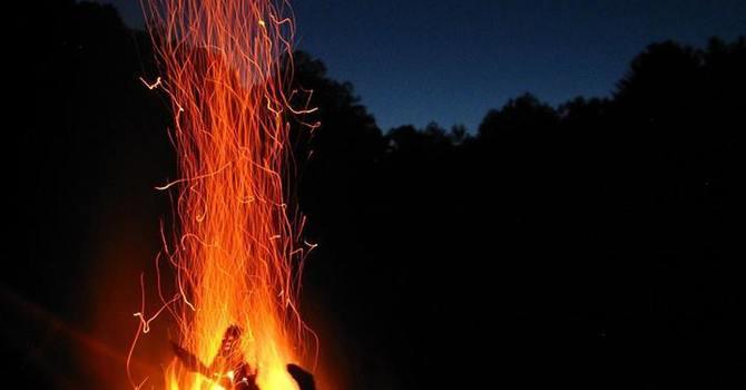 Men  & Women Fellowship Bonfire