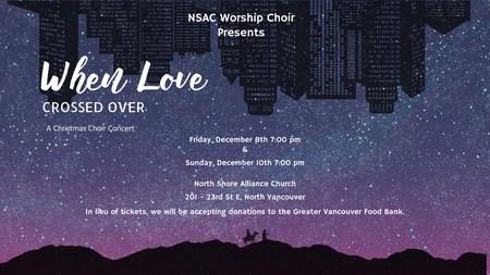 NSAC Worship Choir Concert