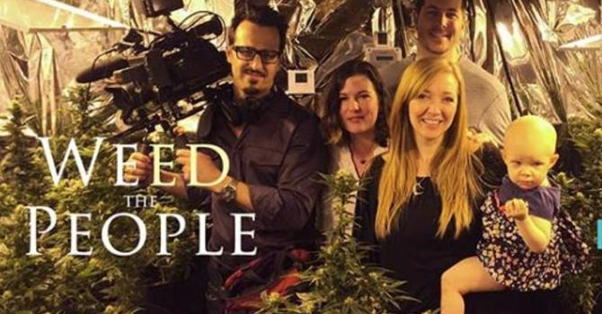 """Film Screening """"Weed The People"""""""