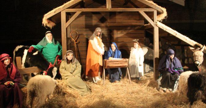 Greccio Christmas Pageant