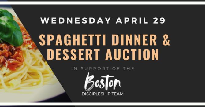 Fundraiser Dinner & Dessert Auction