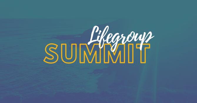 Lifegroup Summit