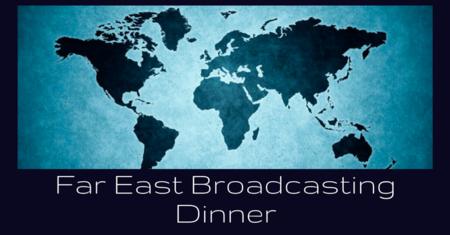 Far East Broadcasting Dinner