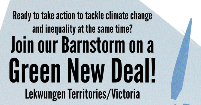 Green New Deal Brainstorm