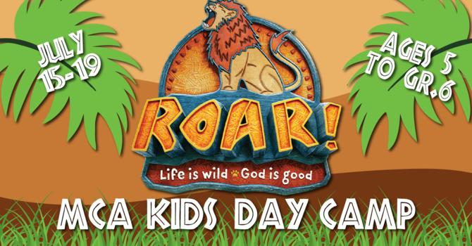 MCA Kids Day Camp 2019