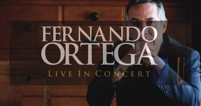 Fernando Ortega - Live in Concert