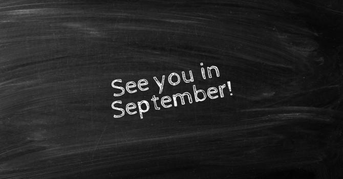 School closed until September