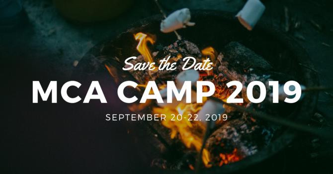 MCA Camp - 2019