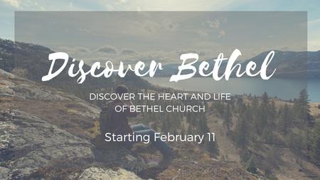 Discover Bethel Course