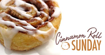 Cinnamon Bun Sunday