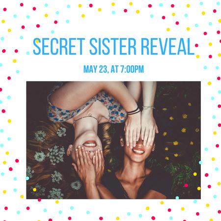 Secret Sister Reveal