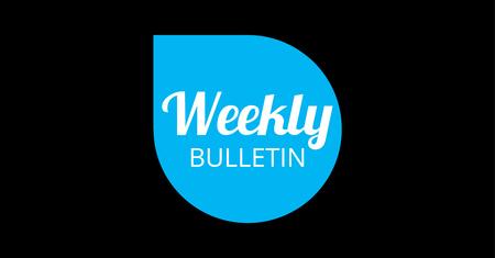 Weekly Bulletin - December 10, 2017