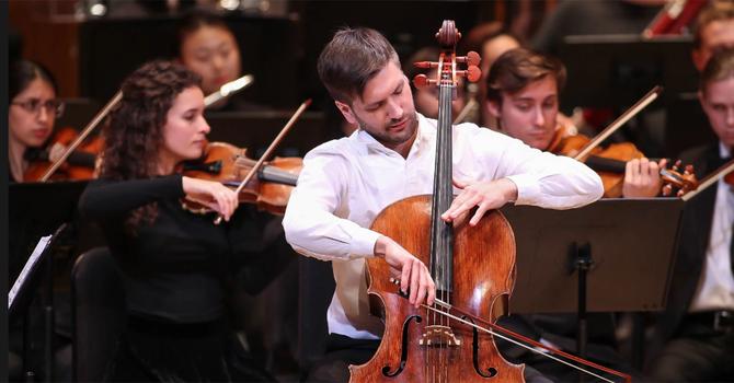cellist Dominique Beauséjour-Ostiguy