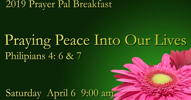 Prayer Pal Breakfast