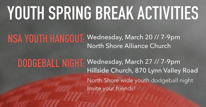 Youth Spring Break Activities