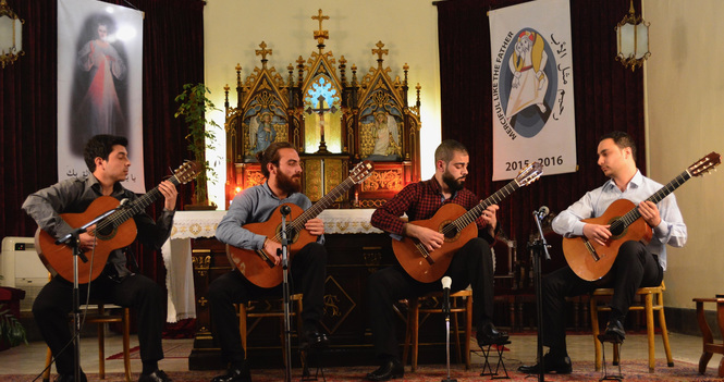 Orontes Guitar Quartet (S)