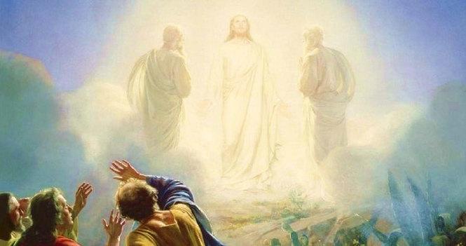 Exodus 24:12-18 and Matthew 17:1-9