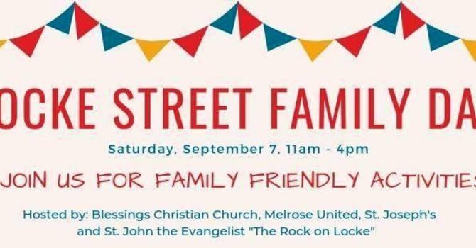 Locke Street Family  Day