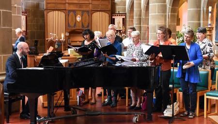 Parish Choir Open Rehearsal