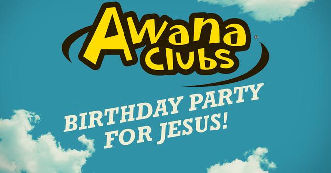 Awana Club: Birthday Party for Jesus!