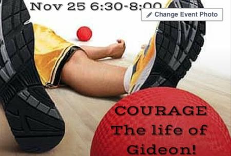 Courage + Dodgeball