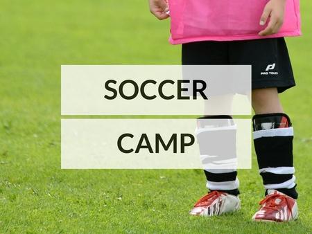 River Kids Soccer Camp