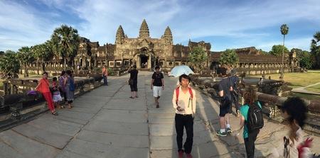 Cambodia Justice Journey Team 2017