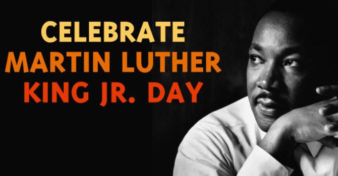 MLK, Jr. Holiday - Office Closed