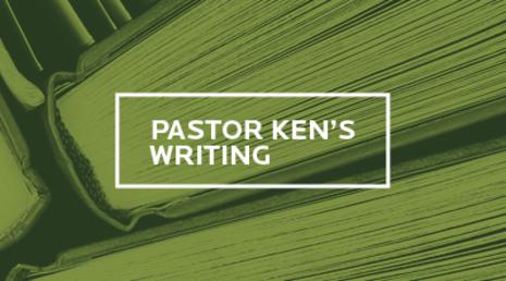 Ken's Writing