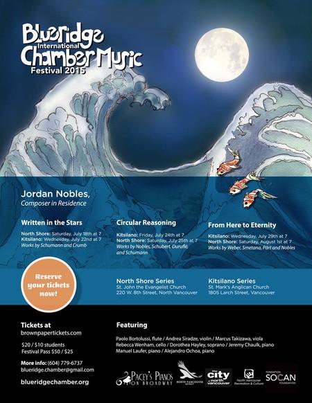 Blueridge International Chamber Music Festival