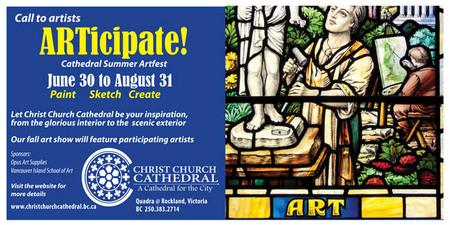 Come and ARTicipate!