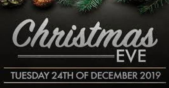 Christmas Eve Celebration Service