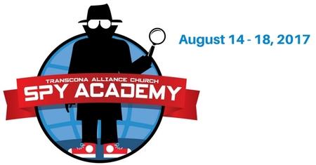 Spy Academy VBS