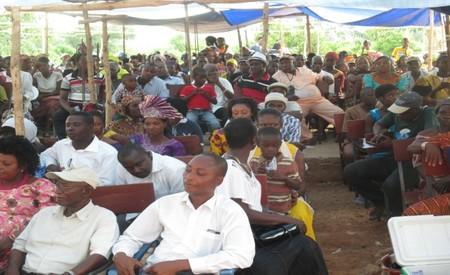 The Church in Sierra Leone is Growing!