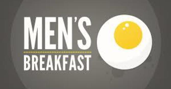 Men's Breakfast (by donation)
