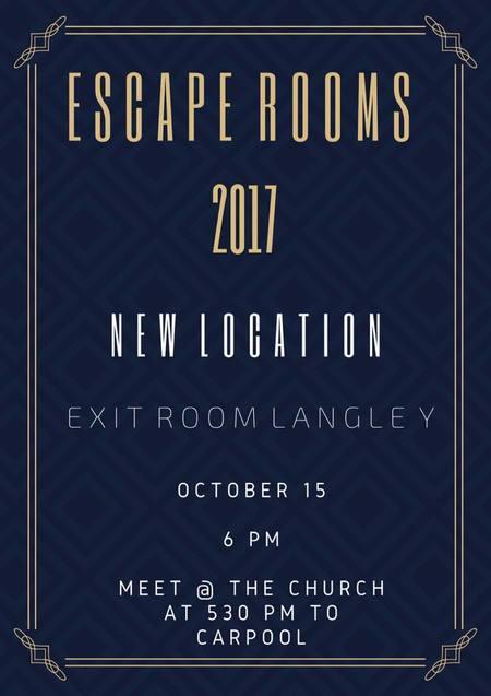 Y.A. Escape Rooms