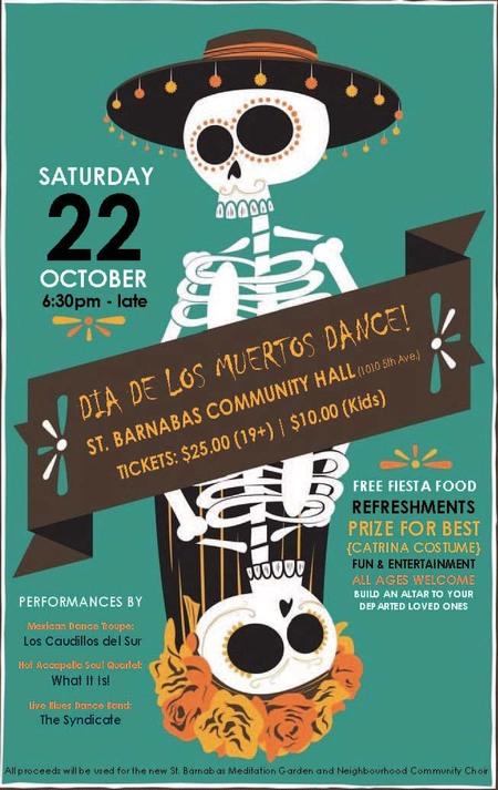 Dia de los Muertos Dance