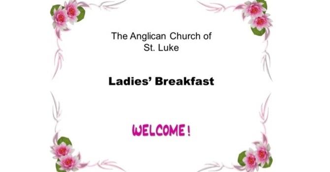 Ladies' Group Breakfast and Meeting