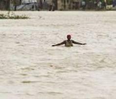 Hurrican isaac in haiti