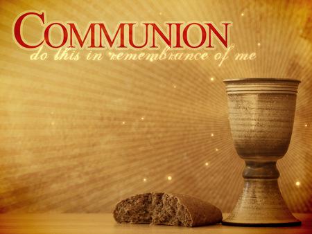 Worship & Music Communion Sunday
