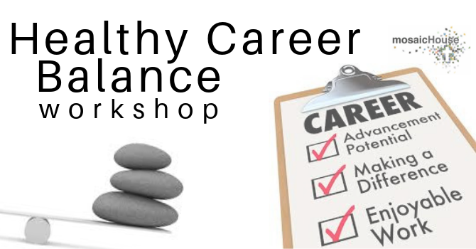 Healthy Career Balance