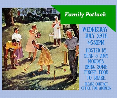 Family's Potluck