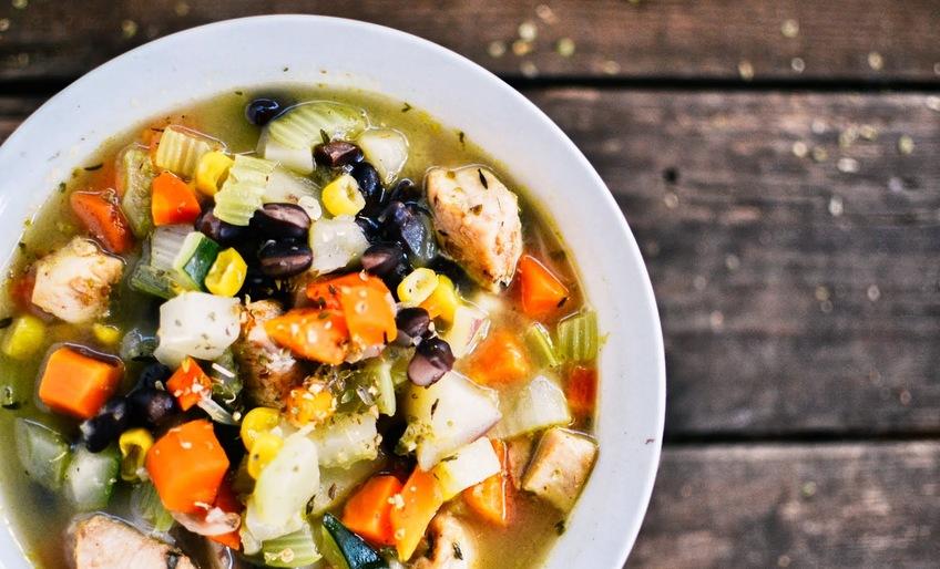 Soup & Buns