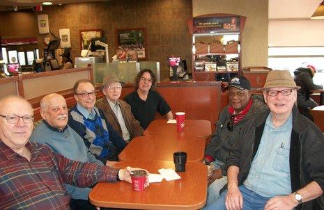 Tim Horton Men's Group
