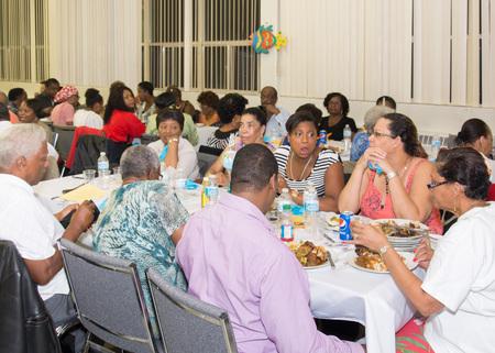 Another successful Caribbean-International Night