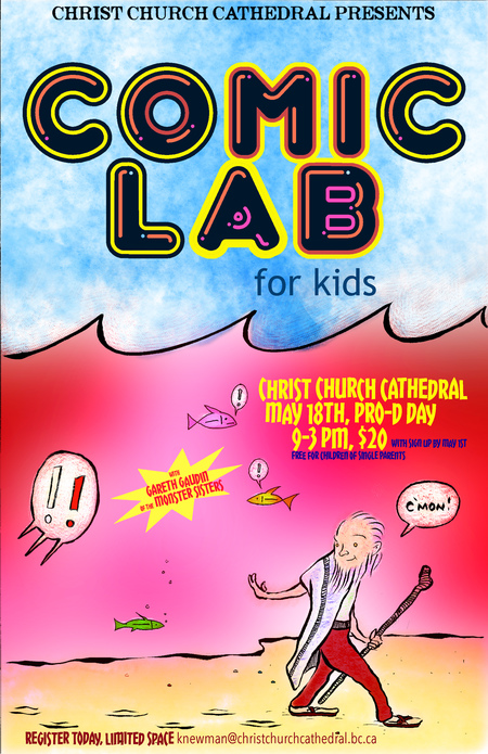 Comic Lab